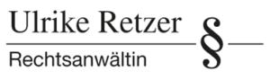 Logo Rechtsanwältin Ulrike Retzer, Wallersdorf